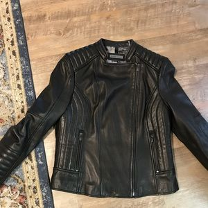 SOLD!!! Leather jacket SOLD!!!